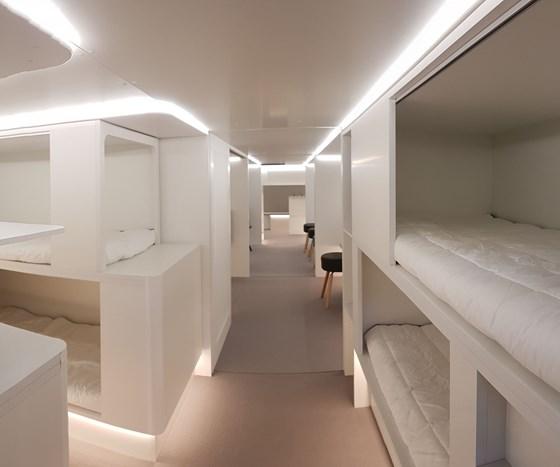 airbus-zodiac-sleeping-module-mock-up
